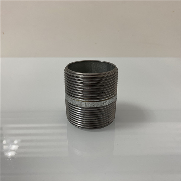 2 Inch Galvanized Shoulder Nipple