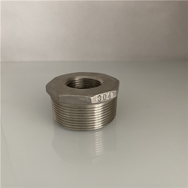 Stainless Steel Fittings Hex Bushing