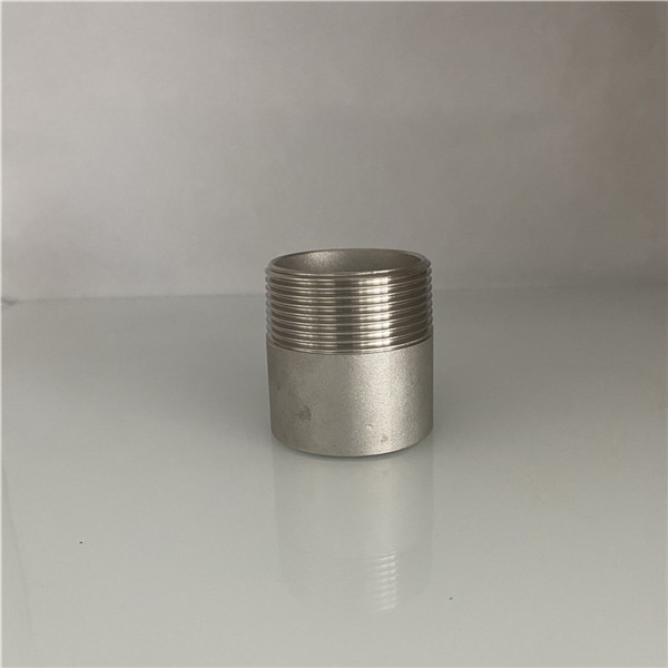 Stainless Steel TOE Pipe Nipple